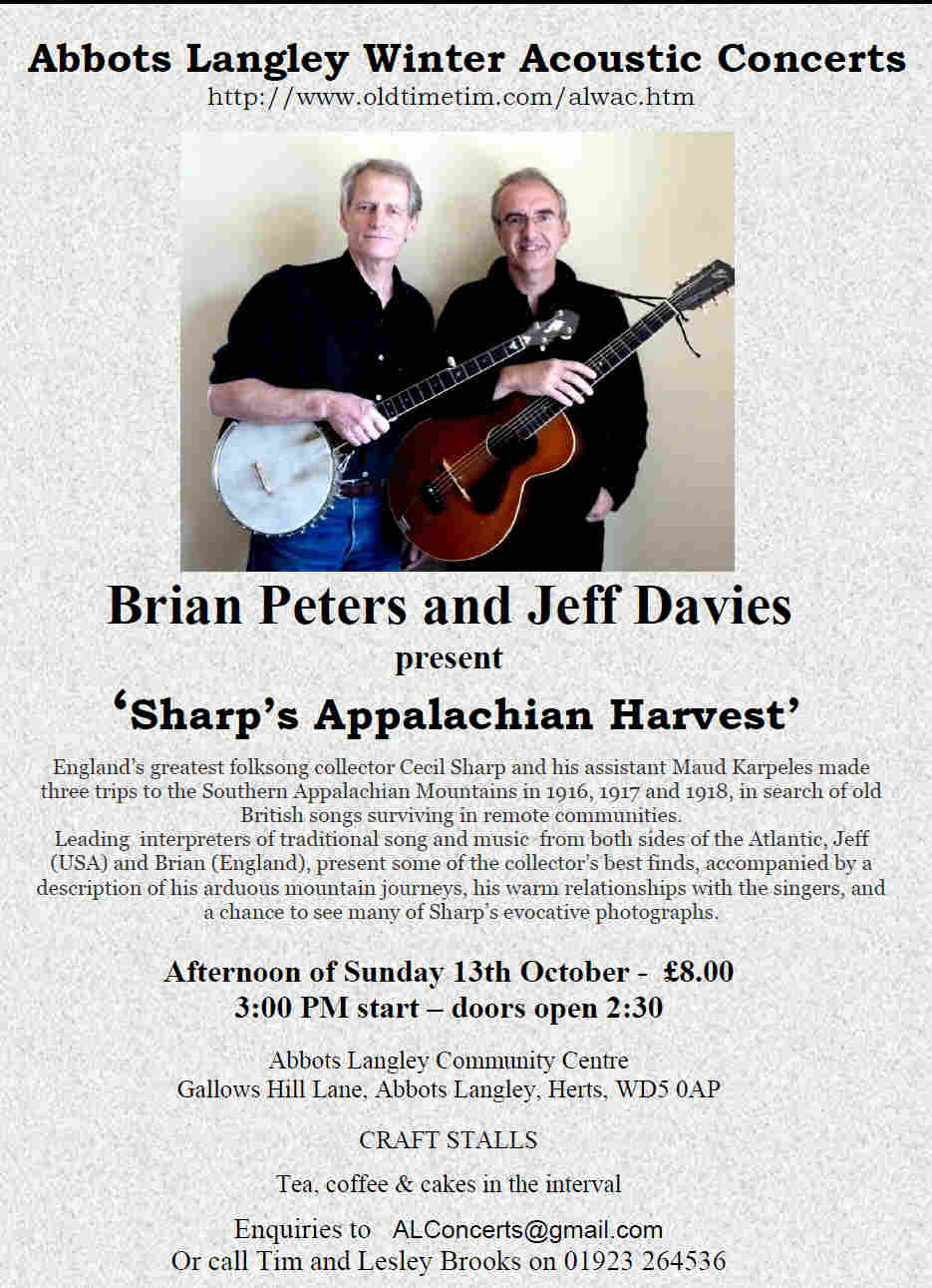 Brian Peters and Jeff Davies Image